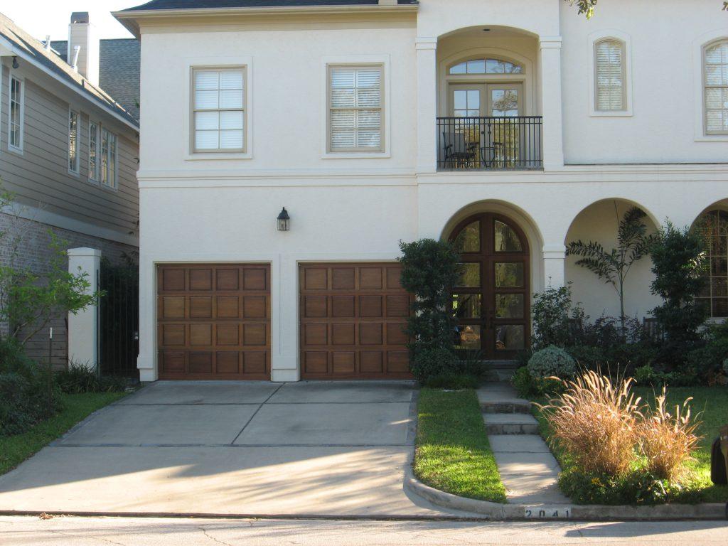 768 #876644 Custom Wood Doors Overhead Door Company Of Dallas wallpaper Wood Garage Doors Dallas 36351024